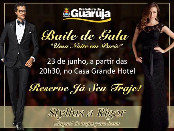 Baile de Gala em Guarujá